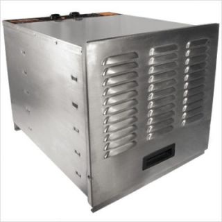 Stainless+Steel+Food+Dehydrator