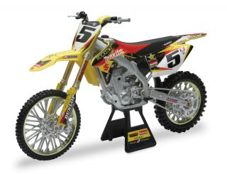 Ryan Dungey 1 6 Scale Racing Replica Dirt Bike Toys