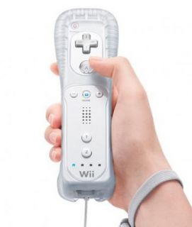 White Remote Nunchuck Game Controller for Nintendo Wii