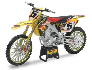 Ryan Dungey 1 12 Scale Racing Replica Dirt Bike Toys