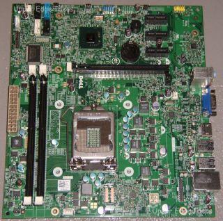 Dell Inspiron 620 Desktop System Motherboard GDG8Y Working Bent Pins