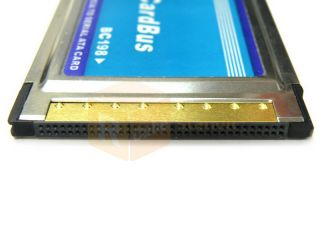 PCMCIA to SATA HDD Hard Disk Drive RAID Controller Card