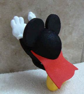Disney Mickey Mouse Superman Cape Flying Car Antenna Topper Ball New O