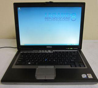 Dell Latitude D630 PP18L Core 2 Duo T7250 2 0GHz 2GB 120GB XP Pro