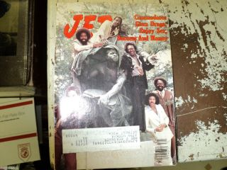 Jet Mag 8 3 78 Commodores James Brown Paul Robeson Della Reese