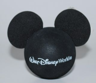 Walt Disney World Mickey Black Car Antenna Topper New