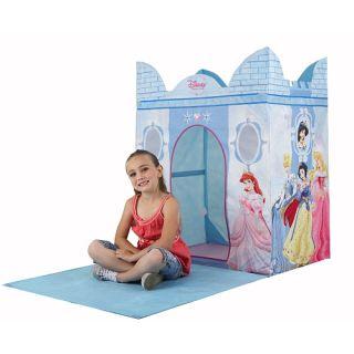 Disney Princess Play Around Tent Hideaway Blue New