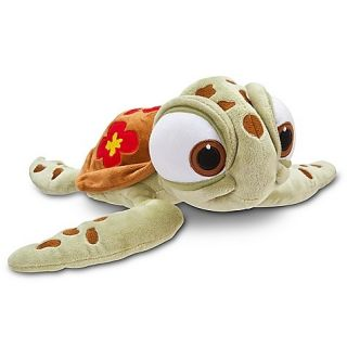 Disney Pixar Finding Nemo SQUIRT Large Premium Plush Stuffed Doll Sea