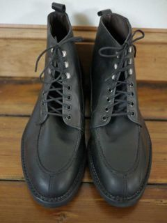 New Dexter Mens Leather Work Boots 9 M 42 5 USA