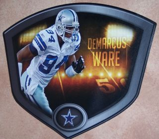 DeMarcus Ware Fathead Dallas Cowboys NFL 23x18 Official NFL Vinyl