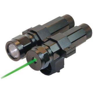 BSA Optics LLSG Varmint Hunter Green Laser Light