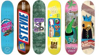 SKATEBOARD Deck PRO DECKS Bulk Lot DGK ENJOI ALMOST AWS 7.75   8.25