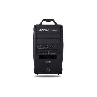 DJTECH IVISATT Amplifier Speaker iPod Dock Portable PA System