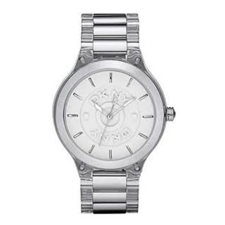 DKNY ny8167 Stainless Steel Case Plastic Mineral Womens Watch