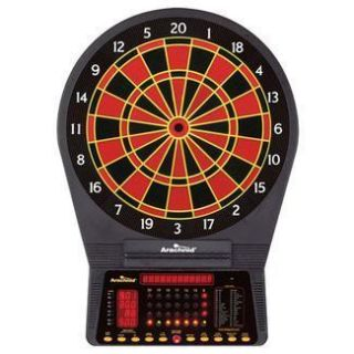 DMI Arachnid Cricket Pro 750 Electronic Talking Dartboard Dart Board