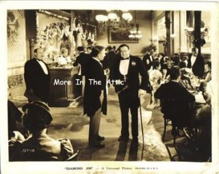Edward Arnold Is Diamond Jim Brady Orig Universal Still