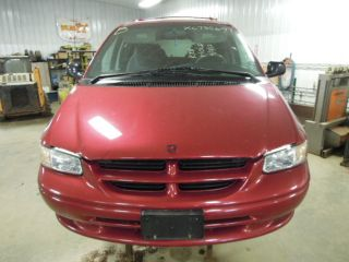 1997 Dodge Caravan ABS Anti Lock Brake Pump 93192 Miles