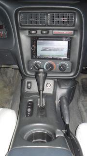 Camaro Double DIN Radio Bezel Mod Stock Finish