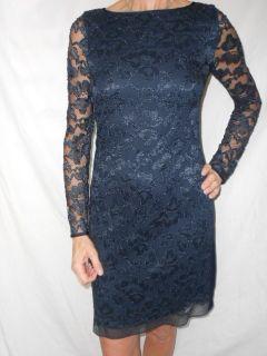 NWT 345 DVF Diane von Furstenberg New Zarita long sleeve lace dress 4
