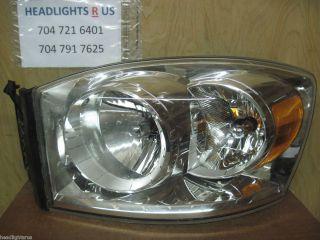 2007 2008 2009 Dodge RAM Driver Headlight 309