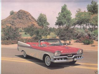 1957 Dodge Custom Royal D 500 Convertible