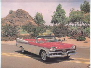 1957 Dodge Custom Royal D 500 Convertible
