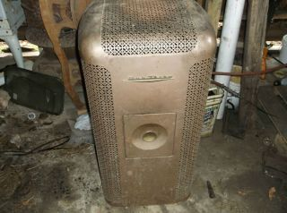 Vintage Duo Therm Oil Burning Stove Heater Furnace Kerosene Antique