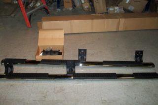 2009 2010 Dodge RAM 1500 Mopar Accessory Assist Steps Chrome 82211501
