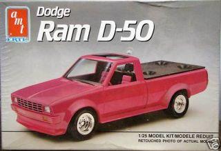 AMT 1981 Dodge RAM D 50 Pickup Truck