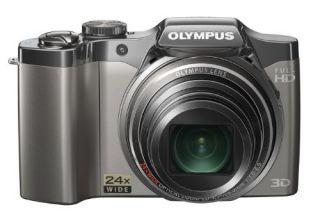 olympus sz 30mr 16mp 24x optical zoom digital camera condition newly