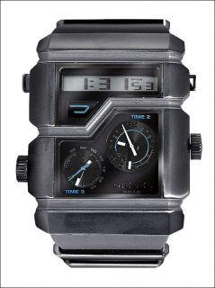 Diesel Chronograp Digital Analog Mens New Day Date New Watch Warranty