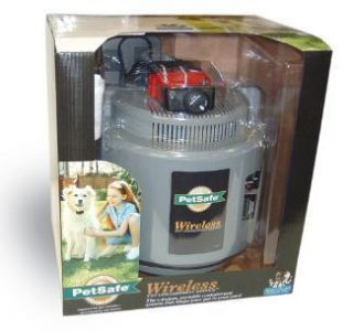 PetSafe Wireless Electric Dog Fence System PIF 300