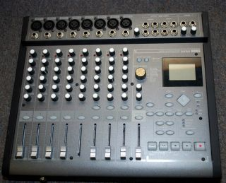 Korg D888 Digital Multi Track Recorder Digital Recording Studio