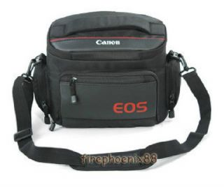 Digital Camera Case Bag for Canon EOS 1100D 1000D 600D 550D 60D 5D 7D