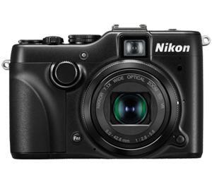 Nikon Coolpix P7100 Digital Camera Black USA 0000030106123
