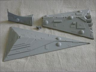 Star Eclipse Class Wars Star Destroyer Resin Scale Kit