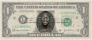 Vernon Davis Dollar Bill Mint Real $$ Celebrity Novelty Collectible