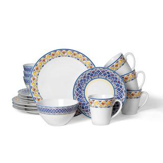 pfaltzgraff 16 piece dinnerware set madeline madeline brightens up any