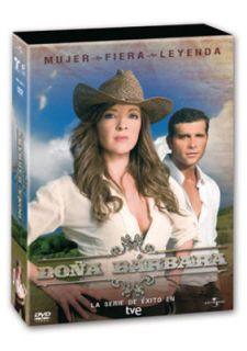 Doña Barbara 5 DVD Edith Gonzalez Christian Meier Serie Telenovela