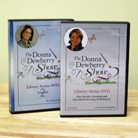 Donna Dewberry Show Season 1 2 Complete Library Set