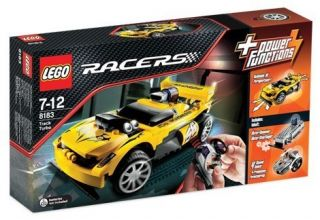 Lego Racers Track Turbo RC Set 8183 Brand New Box SEALED Discontinued