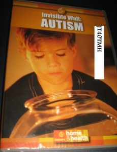 Discovery Channel Invisible Wall Autism DVD Movie Reg 0
