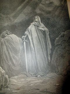 Dantes Inferno ~Gustave Dore~Dark Art~Demons~Hell~Occult~1887