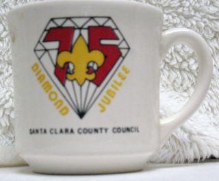 Scout Cup Diamond Jubilee Santa Clara County Council California
