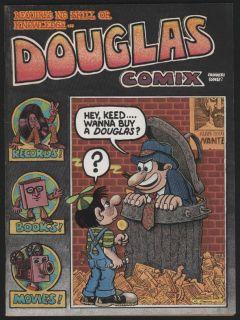 Douglas Comix 1972 1st Ed Douglas Communications Corp