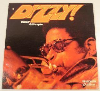 Dizzy Gillespie Dizzy  1974 Crescendo LP GNP 9028