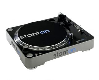 Stanton T 52B Belt Driven DJ Turntable