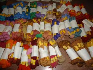 of 320 Floralia DMC 100 Laine Wool Tapestry Needlepoint Yarn