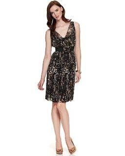 Bloomingdales DKNYC NWT $139 Animal Print Dress 4