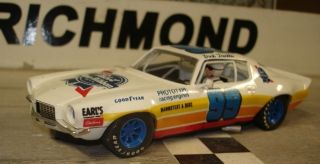99 Dick Trickle Pabst Blue Ribbon Camaro 1 32nd Scale Slot Car Decals